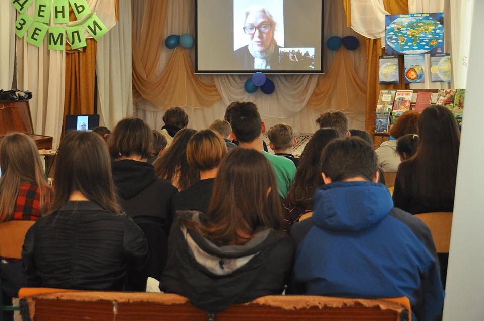 Майстер-клас онлайн з Анною Бродські.