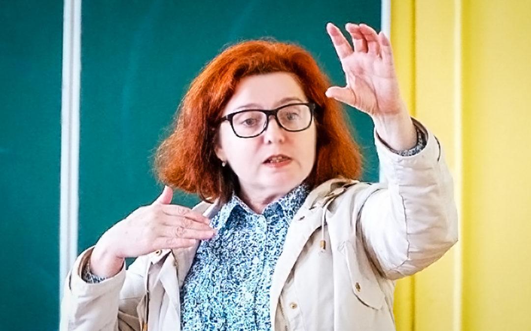 Школа документалістики та медіа docUA продовжує роботу в місті Щастя, Луганської області.