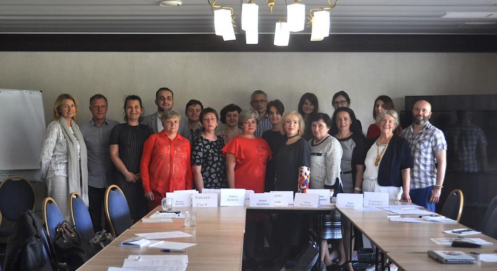 Як допомогти школярам обрати професію? Литовські та українські експерти разом напрацьовують відповіді