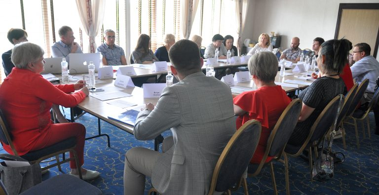 Литовские и украинские эксперты образования обсудили современные методы профессиональной ориентации