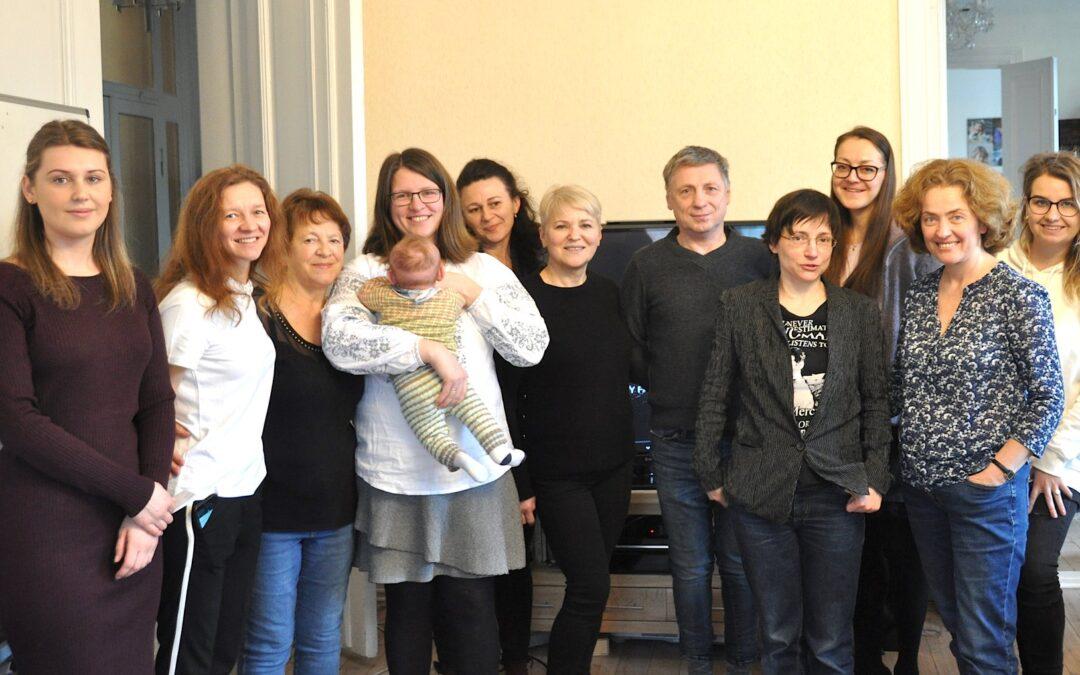 Українські норвеги. 7.03.2020