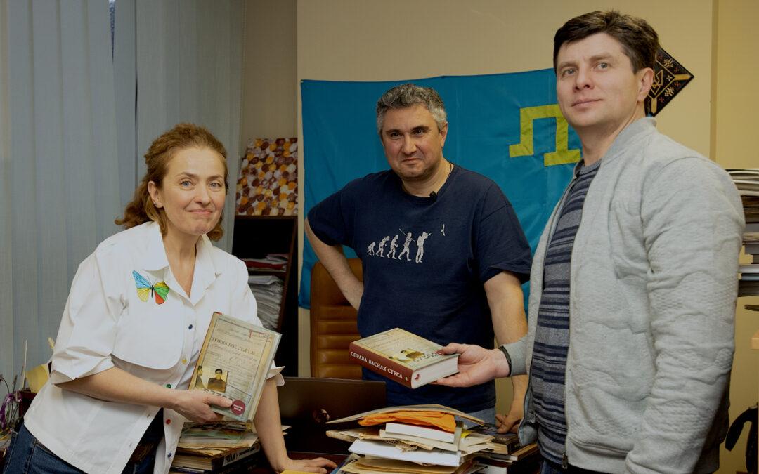 Василь Стус та литовці