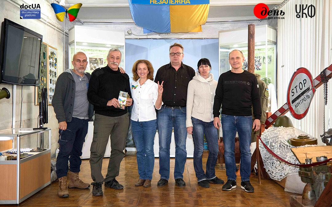Харківські козаки на захисті Литви